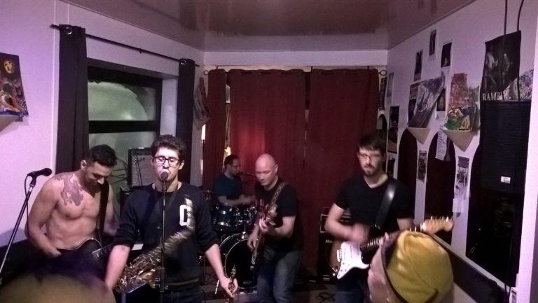 Fête d'hiver - Concert des ChaHutiers