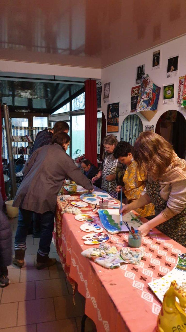 Atelier arts intuitifs - 30.11.2019