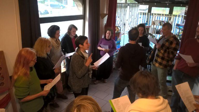 Chants révolutionnaires - 23/11/2019