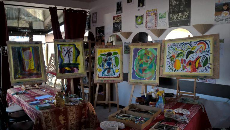 Atelier arts intuitifs - 18.01.2020