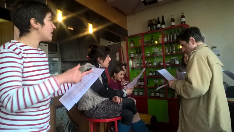 Chants révolutionnaires - 08/02/2020
